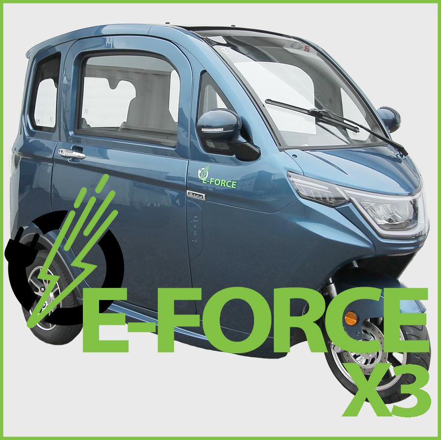 E-FORCE X3